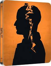 Split - Steelbook [Blu-ray]
