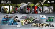 JURASSIC PARK III FullSlip + Lenticular Magnet Steelbook™ Limited Collector's Edition (Blu-ray)