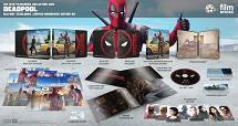 DEADPOOL Lenticular FullSlip EDITION 2 Steelbook™ Limited Collector's Edition - numbered [Blu-ray]