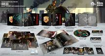 DREDD E2 Lenticular FullSlip EDITION 2 3D + 2D Steelbook™ Limited Collector's Edition - numbered [Blu-ray 3D + Blu-ray]