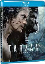 Tarzan: Legenda [Blu-ray]