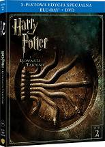 Harry Potter i Komnata Tajemnic [Blu-Ray + DVD]