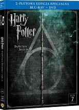 Harry Potter i Insygnia Śmierci cz. 2 [Blu-Ray + DVD]