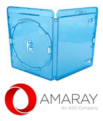 Cases Amaray Blu-ray 11mm